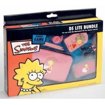 Shardan NDS Lite Bundle: The Simpsons - Lisa