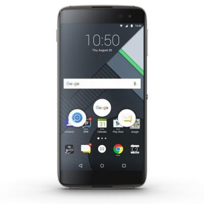 BlackBerry DTEK60 (32Go, Negro, enchufe britĂĄnico)
