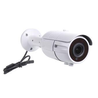 Camara exterior 4 en 1 1080P 2,8-12mm Starlight OSD UTC Blanca