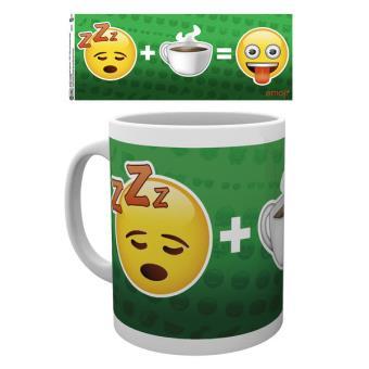 Taza Emoji Café