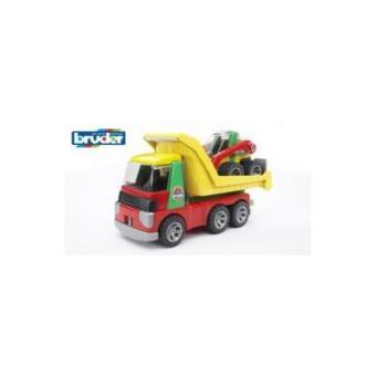 Roadmax Camion Miniexcavadora