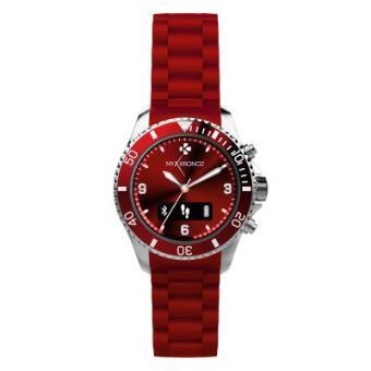 Smartwatch MyKronoz ZeClock, Rojo