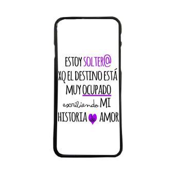 d3bb7974a59 Carcasa para móvil de TPU,compatible con iPhone 5c frases graciosas soltero  - Fundas y carcasas para teléfono móvil - Los mejores precios | Fnac