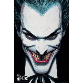 Maxi Poster DC Comics Joker Ross