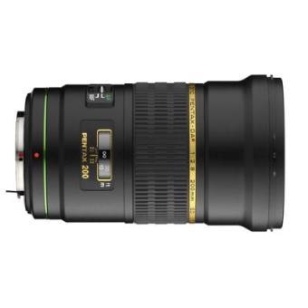 Lente para cámara Pentax smc DA 200mm f/2.8 ED(IF) SDM