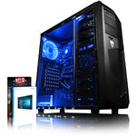 Gaming PC Vibox - A6-9500, Radeon R5 Gráficos integrados, 8 Gb DDR4 RAM, 1TB HDD, Windows 10