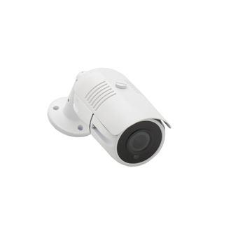 Camara exterior 4 en 1 5MP 3.6mm IR 30 OSD-UTC Blanca