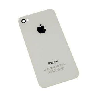 76e7b314be3 Carcasa trasera Original Apple, tapa de batería para iPhone 4S Color Blanco  - Fundas y carcasas para teléfono móvil - Los mejores precios   Fnac