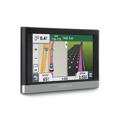 Navegador GPS Garmin Nuvi 2447LMT