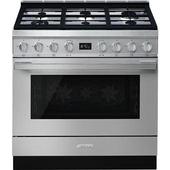 Cocina Eléctrica Smeg CPF9GMX