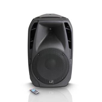 Caja Amplificada 12in USB MP3 180W RMS