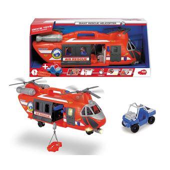 Giant Rescue Helicopter - El gran helicóptero de salvamento Dickie 203309000