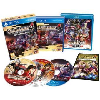 Samurai Warriors 4 Anime Edition (Playstation 4) [Importación inglesa]