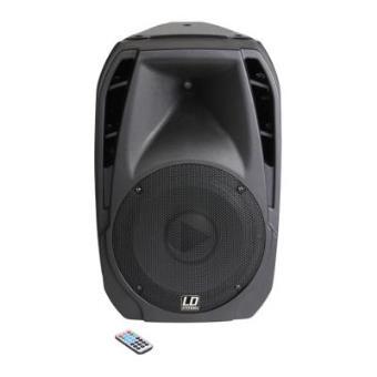 Caja Amplificada 15in USB MP3 300W RMS