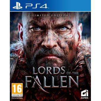 Lords of the Fallen - Limited Edition (PlayStation 4) [Importación inglesa]