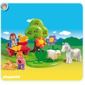 Playmobil 1.2.3 Meadow