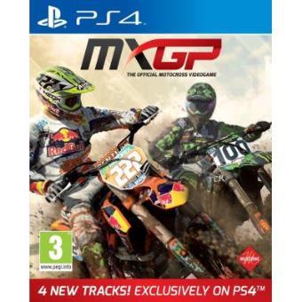MXGP - The Official Motocross Videogame (Playstation 4) [Importación inglesa]