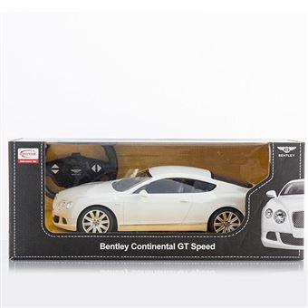 Coche Teledirigido Bentley Continental Gt - Blanco