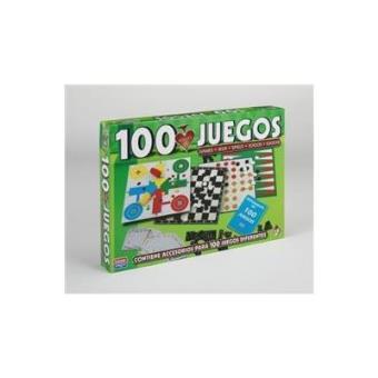 Juegos Reunidos 100 1308 Falomir Juegos De Tablero Los Mejores