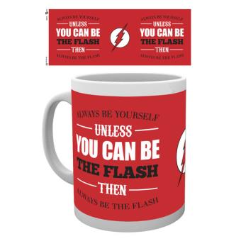 Taza DC Comics The Flash Be Yourself