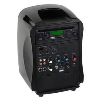 Caja Amplificada a baterias  6in 50W ROADBOY 65