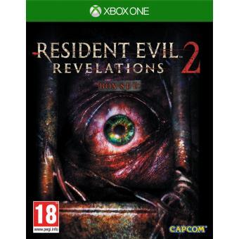 Resident Evil Revelations 2 (xbox One) [importación Inglesa]