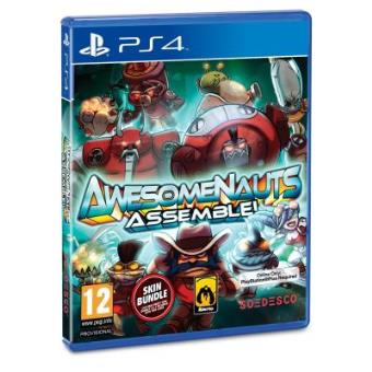 Awesomenauts Assemble (Playstation 4) [Importación inglesa]