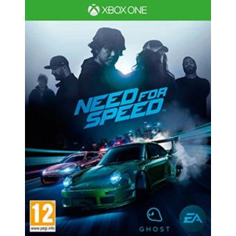 Need for Speed 2016 (xbox One) [importación Inglesa]