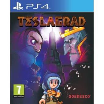 Teslagrad (Playstation 3) [Importación inglesa]