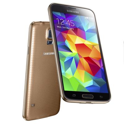 Samsung Galaxy s5 Vodafone sim Smartphone Libre - oro