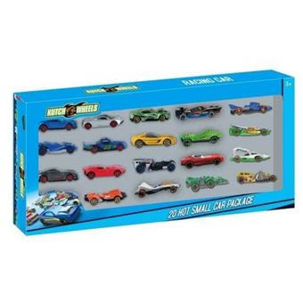 Turbo wheelz pack 20 coches