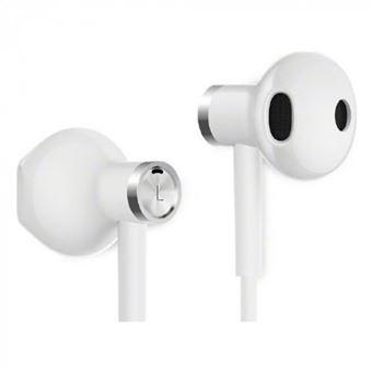 Auriculares estéreos Xiaomi MI Dual Driver White