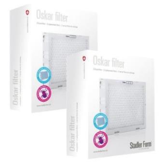 Oskar Filter Cassettes Double Pack