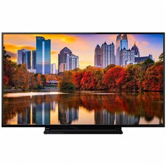 """TV LED Toshiba 55"""" 4k uHD Smart TV LED wifi"""