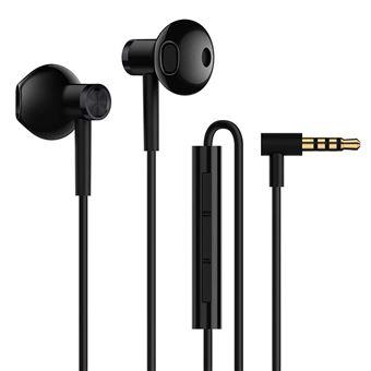 Auriculares estéreos Xiaomi MI Dual Driver Black