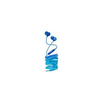 Auriculares Philips Intra She2405 azul