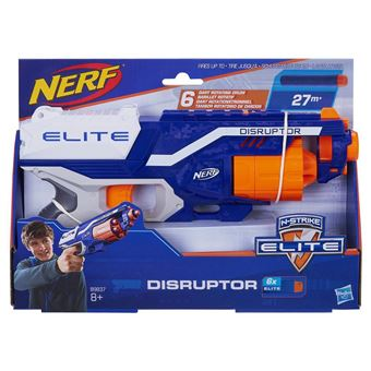 Lanzador Nerf N-Strike Elite Disruptor Hasbro B9837EU4