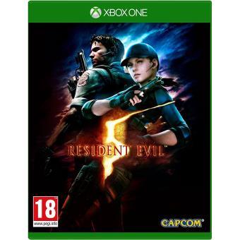 Resident Evil 5 HD Remake (xbox One) [importación Inglesa]