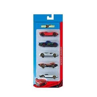 Turbowheelz pack 5 coches