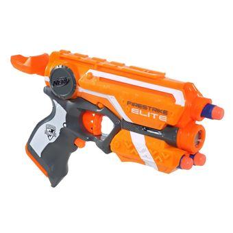 Lanzador Nerf N-Strike Elite Firestrike Hasbro 53378EU4