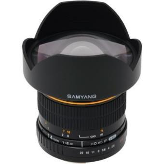 Lente Samyang 14mm f/2.8 IF ED UMC Aspherical para cámara Sony