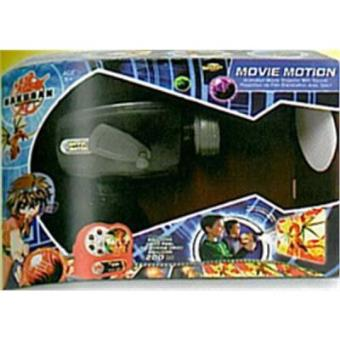 Bakugan cine proyector