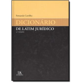 Dicionario De Latim Juridico