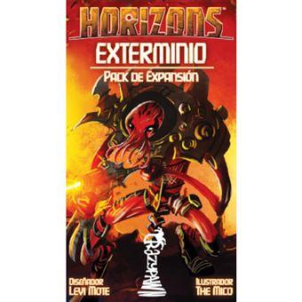 Juego de Mesa Horizons: exterminio