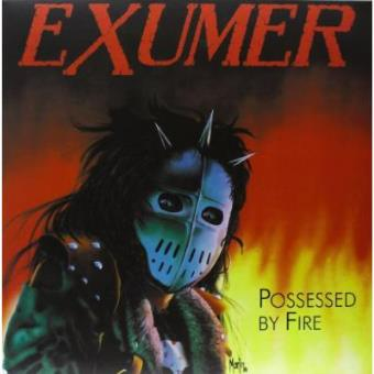 Possessed by Fire (Vinilo)