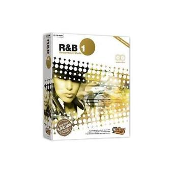 R&B Virtual Music Studio  - PC [Importación Inglesa]