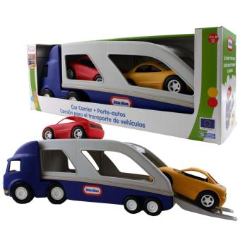 Camión de transporte coches Little Tikes