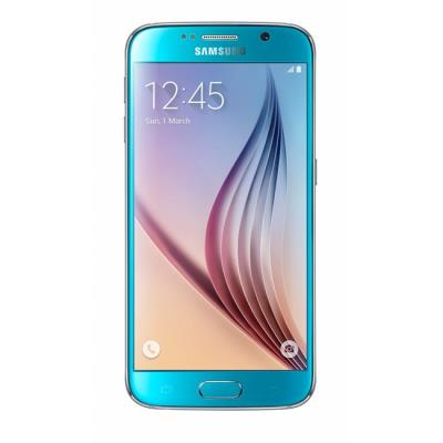 TelĂŠfono mĂłvil Samsung Galaxy S6 SM-G920F 32GB 4G Color Azul - Smartphone