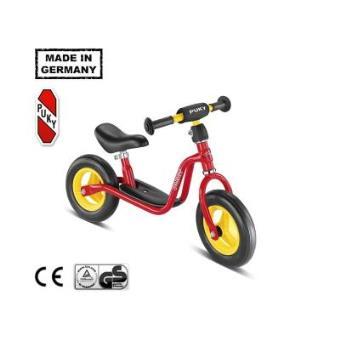 Puky 4053 Bicicleta sin pedales PUKY LR M, roja