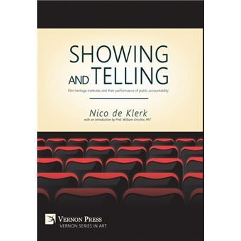 Serie ÚnicaShowing and Telling HardCover